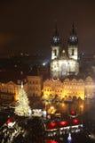 Święta Prague Obrazy Stock