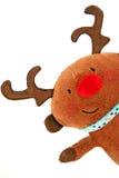 Święta reniferowi Fotografia Royalty Free