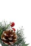 Święta są projektowane pionowe Zdjęcie Royalty Free