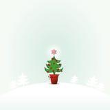 Święta tła blisko czerwony czasu Zdjęcie Royalty Free