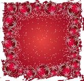 Święta tła kuli wektorowe crunch royalty ilustracja