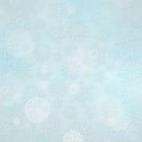 Święta tła odizolowanych płatki śniegu białe Fotografia Royalty Free
