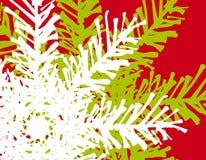 Święta tła sosna ilustracji