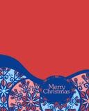 Święta więcej czerwonych Obraz Royalty Free