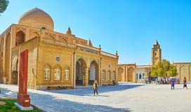 Święta wybawiciel katedra w Isfahan, Iran Obraz Stock
