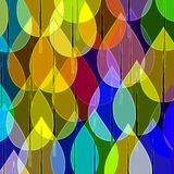 Święta wzór jaj Obraz Stock