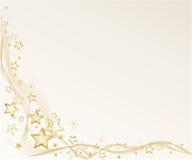Święta złociste tło Royalty Ilustracja