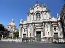 Świętego Agata katedra Fotografia Royalty Free