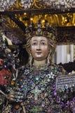 Świętego Agatha Sant ` Agata oddanie Obraz Royalty Free