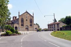 Świętego Agostino kościół Zdjęcia Stock