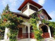 Świętego Ann monaster Rumunia Fotografia Stock