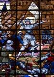 Świętego Antoine kościół, Compiegne, Oise, Francja zdjęcia stock