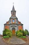 Świętego Barthelemy kościół Obrazy Royalty Free