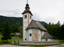 Świętego ducha kościół Fotografia Royalty Free