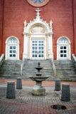 Świętego ducha kościół, opatrzność, Rhode - wyspa Obrazy Royalty Free