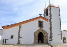 Świętego ducha kościół w ranku obraz stock