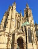 Świętego Etienne katedra, Metz, Lorraine, Francja, Europa Fotografia Royalty Free