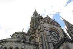 Świętego Finbarr ` s katedra, Korkowy miasto, Ireland Obrazy Stock