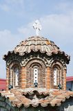 Świętego George monaster Giurgiu, Rumunia fotografia royalty free
