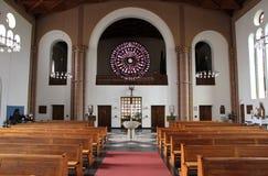 Świętego Gertrude kościół obrazy royalty free