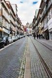 Świętego Ildefonso kościelny ciężki w Porto, Portugalia Obraz Royalty Free
