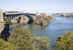 Świętego John rzeka Fotografia Royalty Free