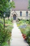 Świętego John ` s kaplica - Racine, Wisconsin obrazy stock