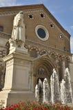 Świętego Lorenzo kościół Zdjęcia Royalty Free