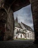 Świętego Martin kościół Obraz Royalty Free