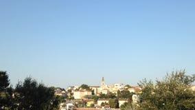 Świętego Michael katedra, także znać jako Saborna Crkva z swój ikonowy wierza, zdjęcie wideo