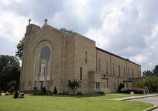 Świętego Michael kościół katolicki, Memphis, TN Obrazy Royalty Free