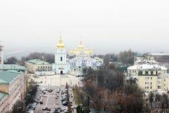 Świętego Michaels katedra od above Zdjęcia Royalty Free