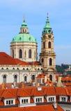 Świętego Nicholas kościół Obraz Stock