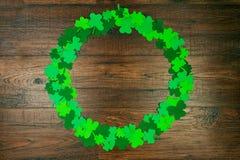 Świętego Patrick ` s wiosna & dzień przychodzimy fotografia royalty free