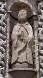 Świętego Peter rzeźba zdjęcie royalty free