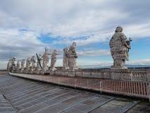 Świętego Peter ` s bazylika zdjęcie royalty free