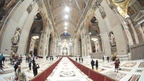 Świętego Peter ` s bazylika, bazylika, budynek, miejsce kultu, byzantine architektura Fotografia Royalty Free