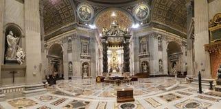 Świętego Peter ` s bazylika, bazylika, miejsce kultu, byzantine architektura, średniowieczna architektura Obrazy Royalty Free