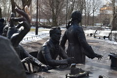 Świętego Petersburg architektów Aleksander park obrazy stock