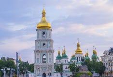 Świętego Sophia ` s katedra, Kijów Obrazy Stock