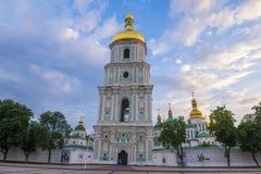 Świętego Sophia ` s katedra, Kijów Fotografia Royalty Free