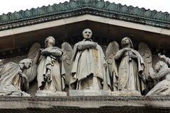 Świętego Vincent De Paul kościół, Paryż Fotografia Royalty Free