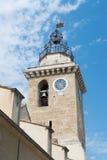 Świętego Vincent kościół Nyons Fotografia Royalty Free