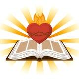 Świętej biblii projekt ilustracja wektor