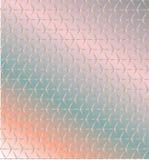 Świętej geometrii siatki deco sześciokąta graficzny wzór Zdjęcie Stock