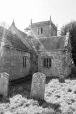 Świętej trójcy Godmanstone kościół, Dorset Zdjęcia Stock