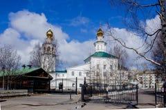 Świętej trójcy kościół archanioł, Zdjęcie Stock