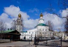 Świętej trójcy kościół archanioł, Fotografia Stock