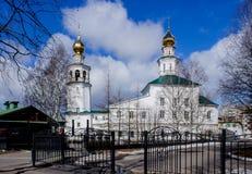 Świętej trójcy kościół archanioł, Obraz Stock
