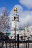 Świętej trójcy kościół archanioł, Obraz Royalty Free